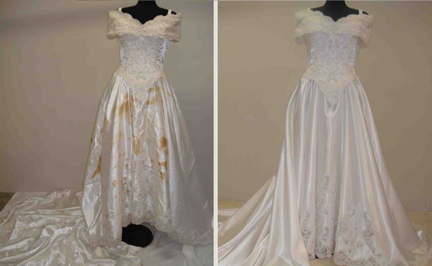 Treasured Garment Restoration by St Croix Cleaners - Dress & Attire ...