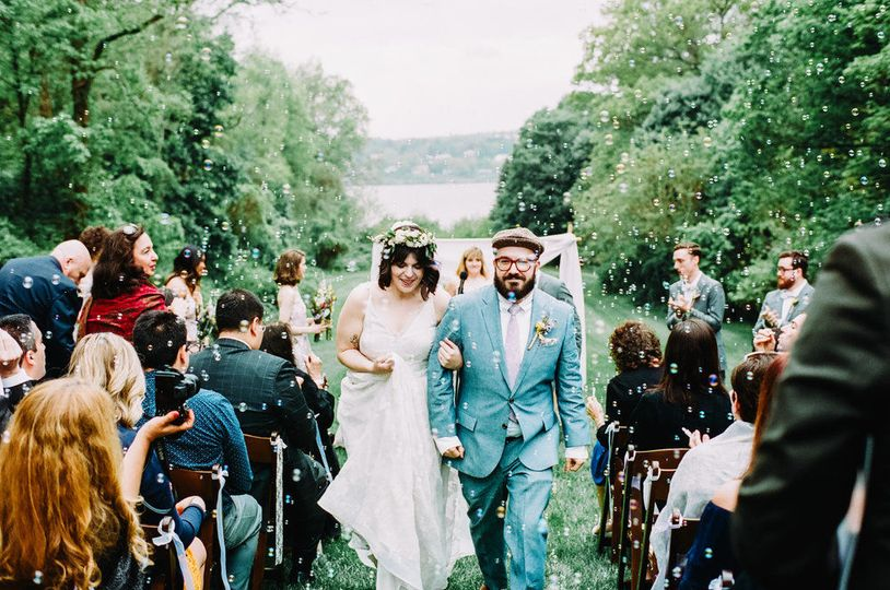 Photo Credit- Analog Wedding