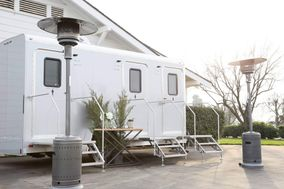 Lux Restroom Trailers
