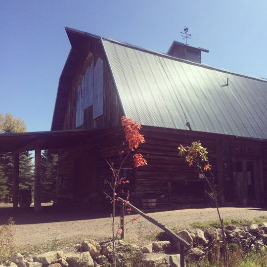 The Barn at Evergreen