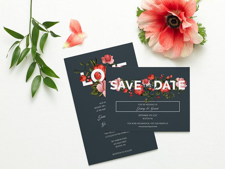 Vistaprint Invitations Nationwide Weddingwire