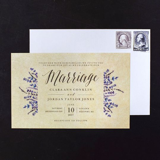 Vistaprint For Wedding Invitations: WeddingWire