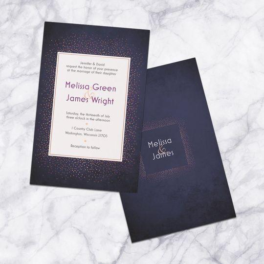 Vistaprint - Invitations - Nationwide - WeddingWire
