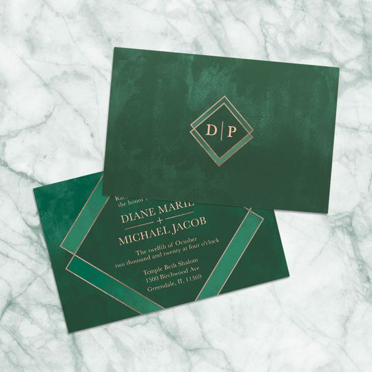 Vistaprint Invitations Waltham MA WeddingWire