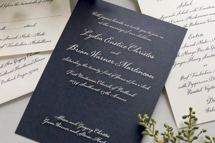 Tmx 1354860547395 Verawangblack Denver wedding invitation