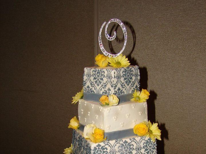 Tmx 1355703352335 DSC07835Copy Helotes wedding cake