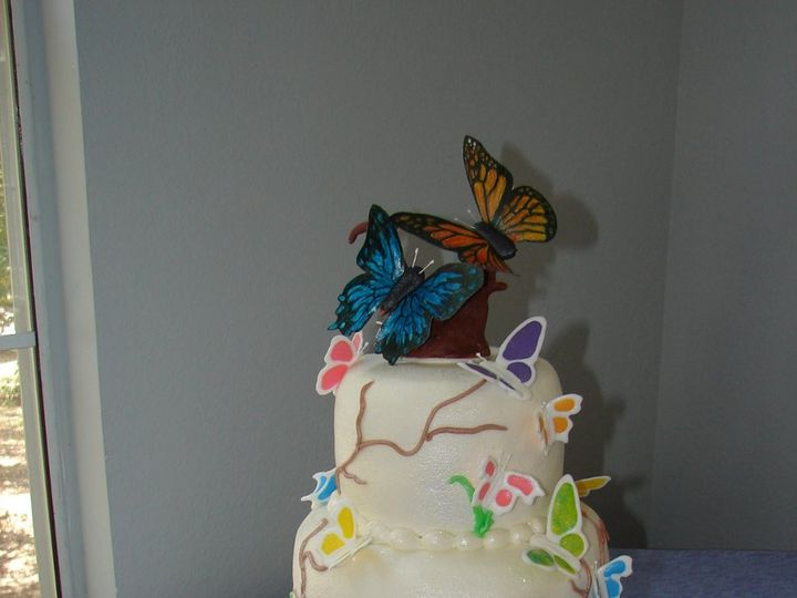 Tmx 1355703545914 Picture179 Helotes wedding cake