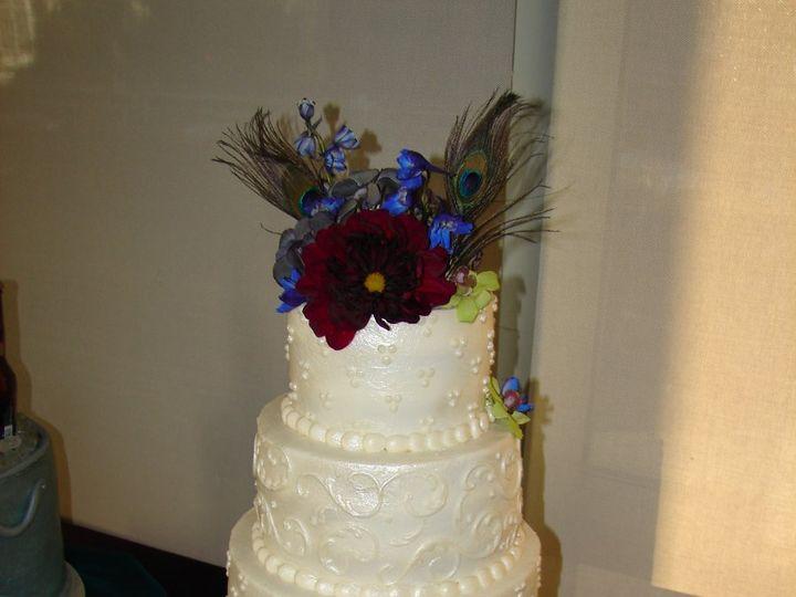 Tmx 1355704655530 DSC08385 Helotes wedding cake