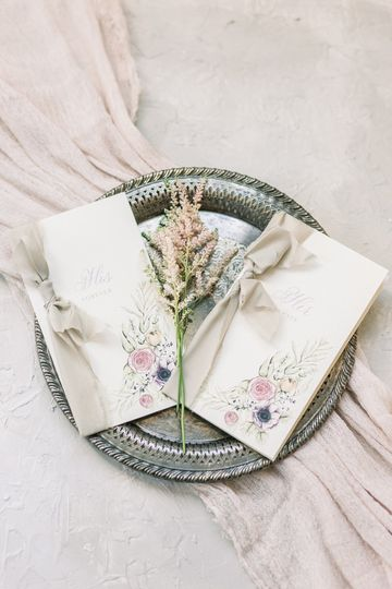 Calligraphy - vow books