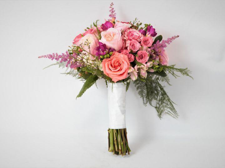 Tmx 1510954528767 Bridal Bouquet 1 Columbus wedding florist
