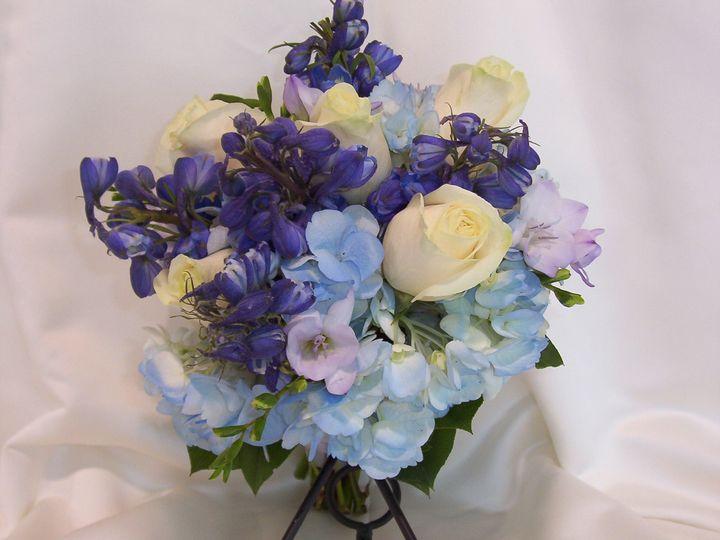 Tmx 1510954797614 Blue And Ivory Mix Columbus wedding florist