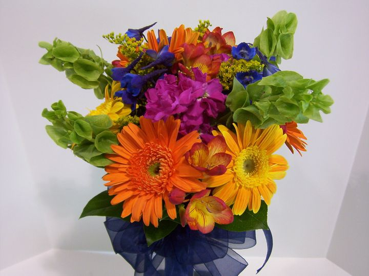 Tmx 1510954846451 Bridal With Gerb 2 Columbus wedding florist