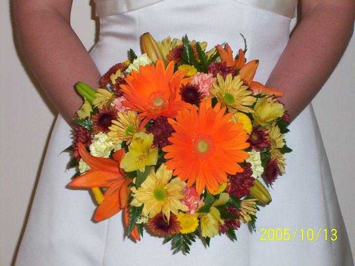 Tmx 1510954886666 Fall Nosegay Columbus wedding florist