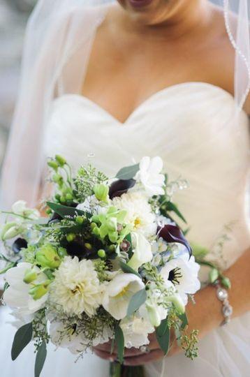 bridget bridal flowers