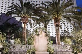 Weddings at Park MGM and NoMad Las Vegas