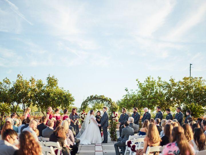 Rooftop Terrace Ceremony