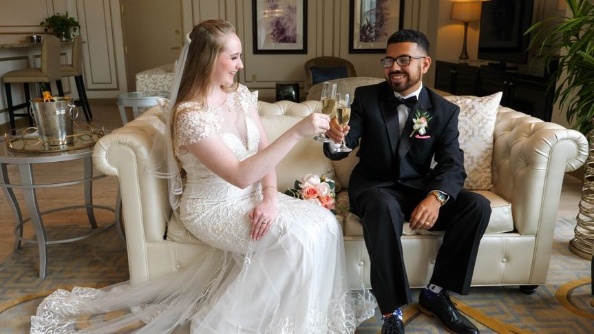 Cheers to I Do!