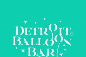 Detroit Balloon Bar