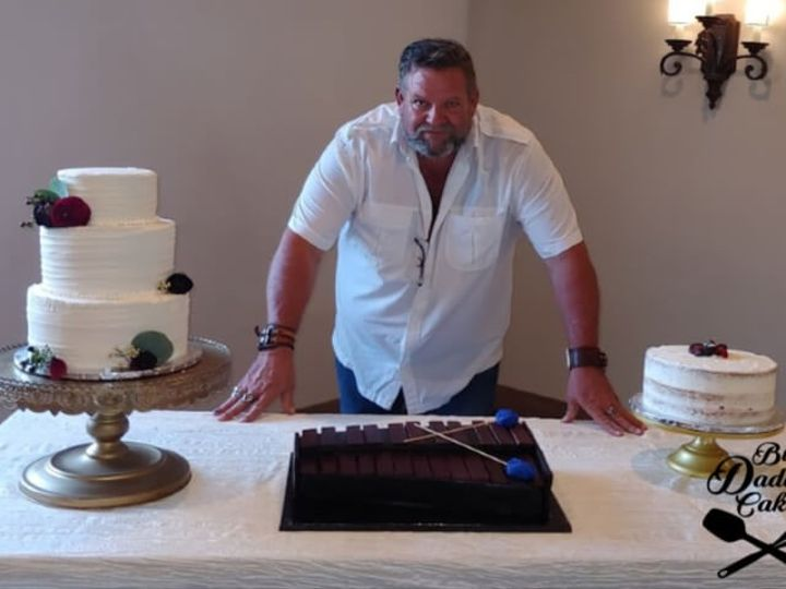 Tmx Bdwweddingcake2019720x480 51 1936053 158888472770735 Frisco, TX wedding cake