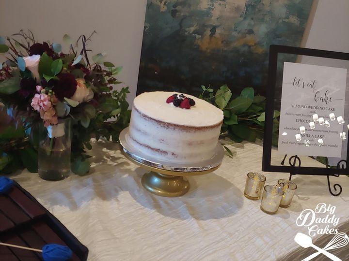 Tmx Singleweddingtable 51 1936053 159337305744511 Frisco, TX wedding cake