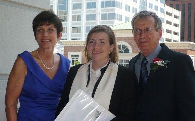 Town Center Wedding Ceremony Virginia Beach, VA