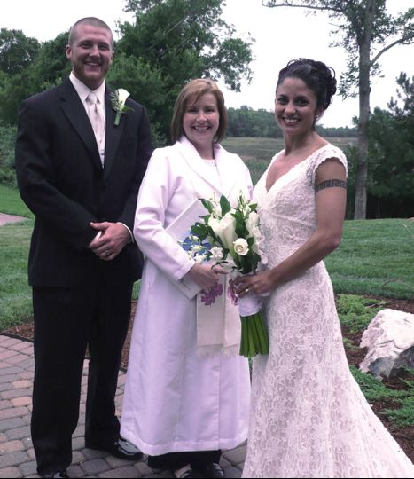 Private Residence Wedding Suffolk, VA