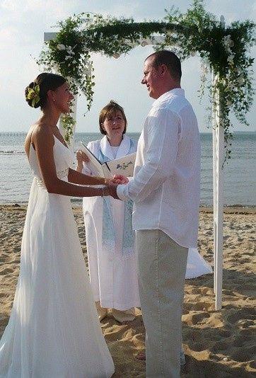 beach wedding vbrhcc