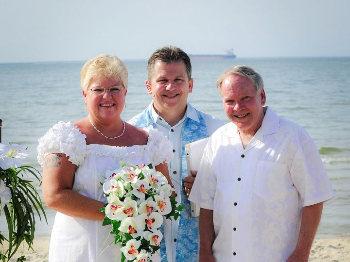 Tmx 1365098285689 Merlene Patrick And Kenny Virginia Beach, Virginia wedding officiant