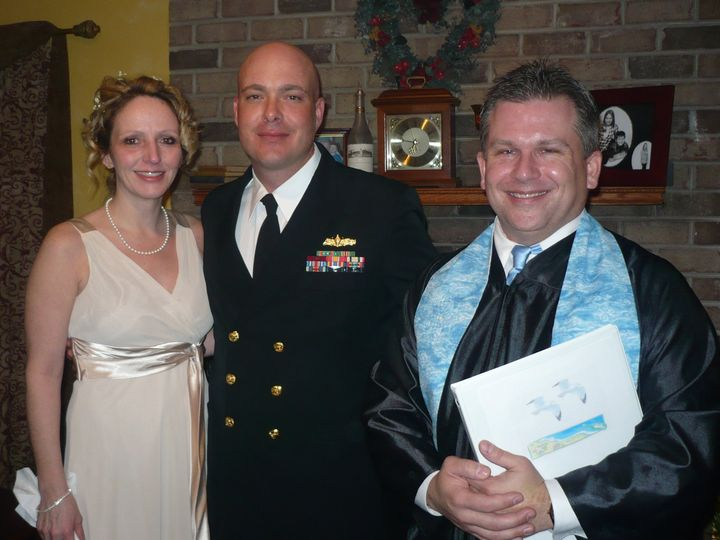 Tmx Military With Rev Patrick 51 66053 Virginia Beach, Virginia wedding officiant