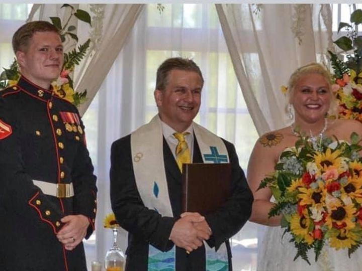 Tmx Ragno Ceremony 3 51 66053 1557665157 Virginia Beach, Virginia wedding officiant