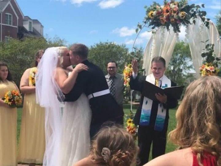 Tmx Ragno Ceremony 51 66053 1557665268 Virginia Beach, Virginia wedding officiant