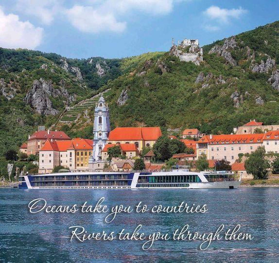 Amazing destinations await