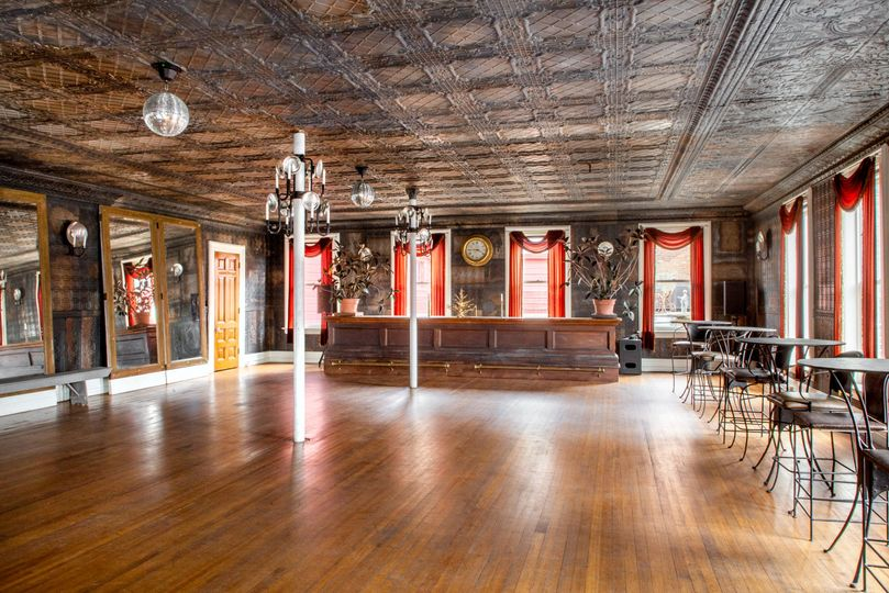 The Tin Ballroom Event Space