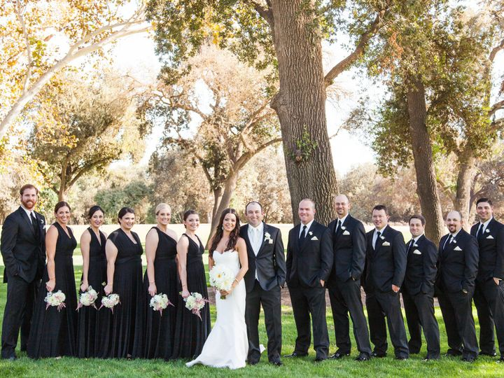 Tmx 1425504107987 Prosperi Wedding October 25 2014 Bridal Party 0053 Fresno, CA wedding venue