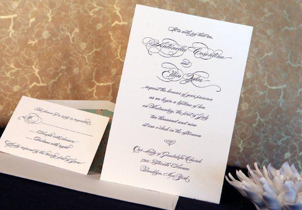 Tmx 1329031185051 IMG4562 Brooklyn wedding invitation
