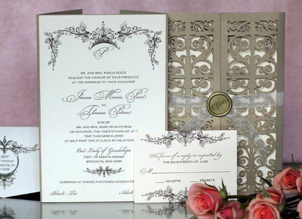 Tmx 1329031204500 IMG4617 Brooklyn wedding invitation