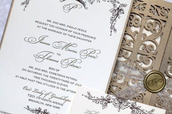 Tmx 1329031216987 IMG4626 Brooklyn wedding invitation