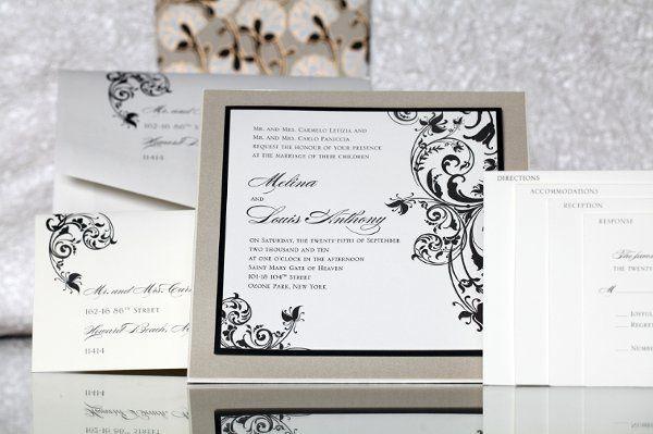 Tmx 1329031234064 IMG4641 Brooklyn wedding invitation
