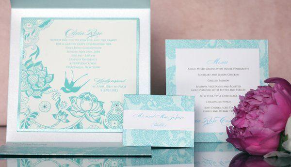 Tmx 1329031250142 IMG4667 Brooklyn wedding invitation