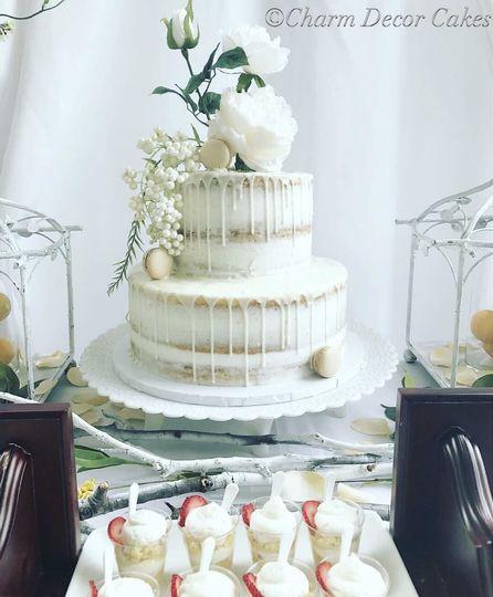 Charm Decor Cakes