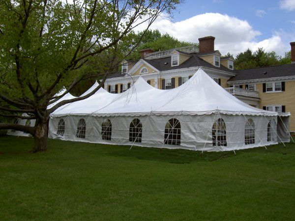 Victorian Tent - Pierce House