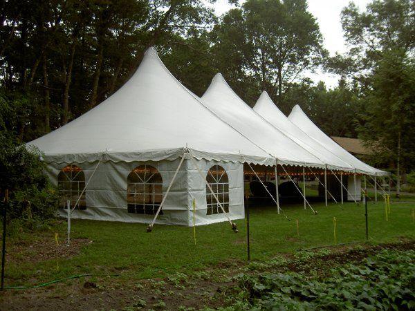 Victorian Garden Tent