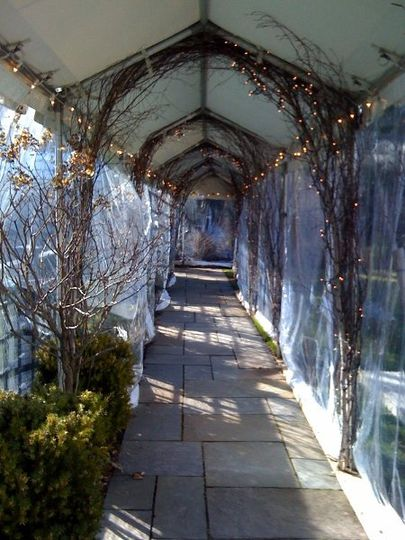 Marquee Walkway
