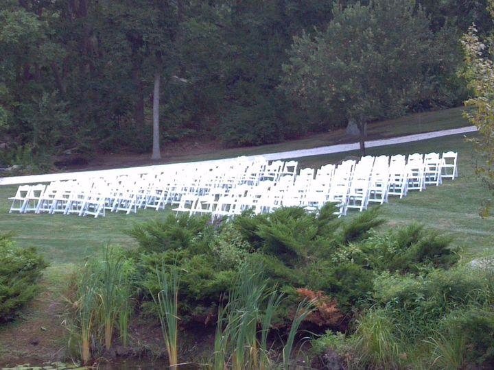 Tmx 1377820986263 White Garden Row Seats 2013 Dedham, MA wedding rental