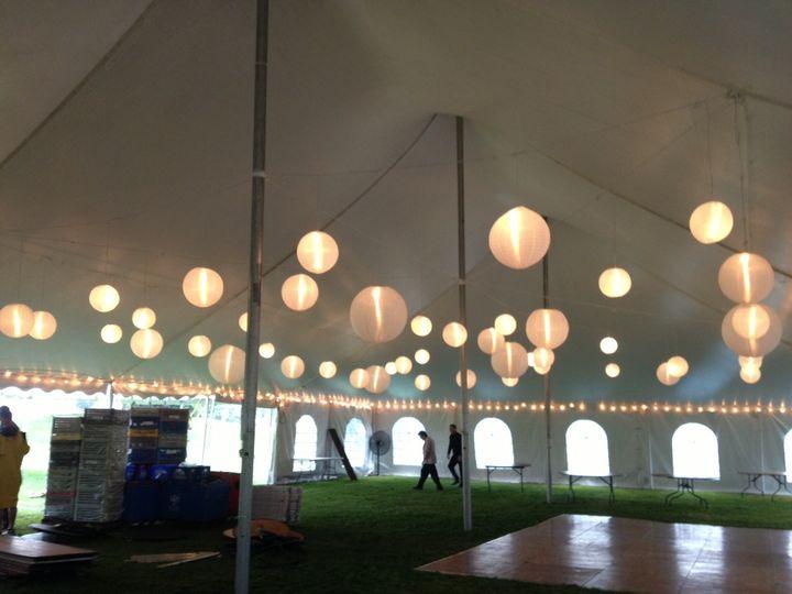 Tmx 1378614244340 50x80vic Lanternsstrings 13 Dedham, MA wedding rental