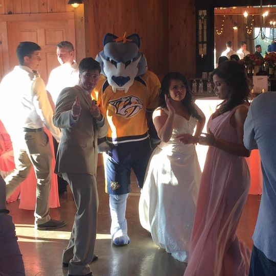 Gnash showing up!