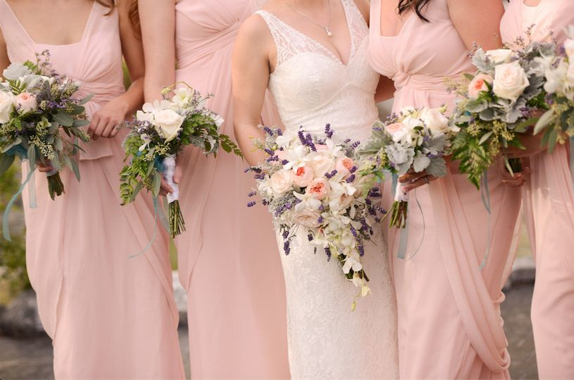 Bridal boquets