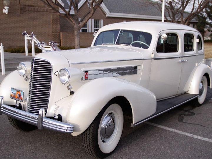 Tmx 1499530423478 Antique Limo 1 Brookline, Missouri wedding planner