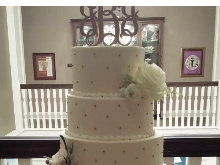 Tmx 1461897822507 Image Biloxi, MS wedding cake