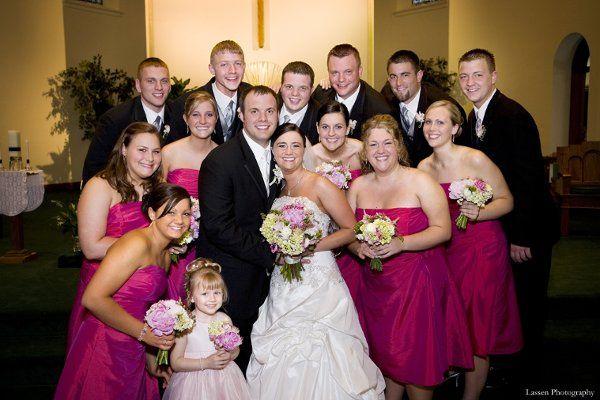 Tmx 1229530098747 Ernst2 Earlville wedding florist